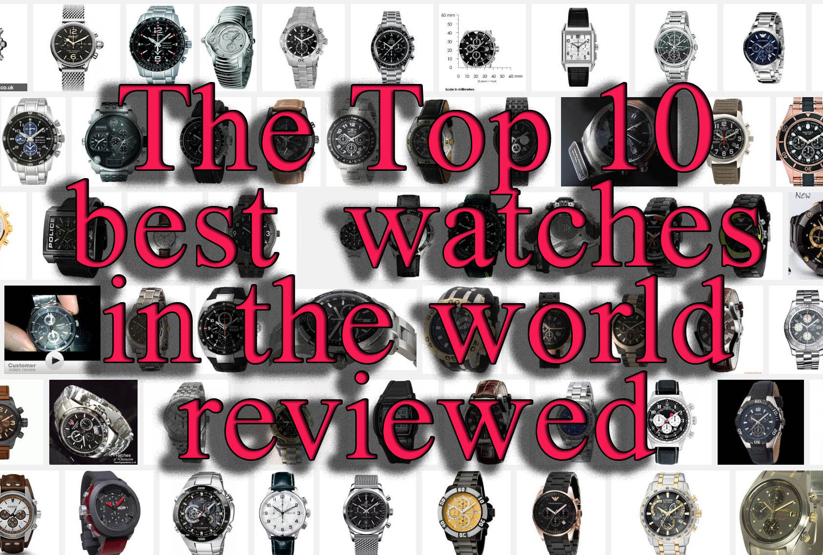Best Watches In The World For Men