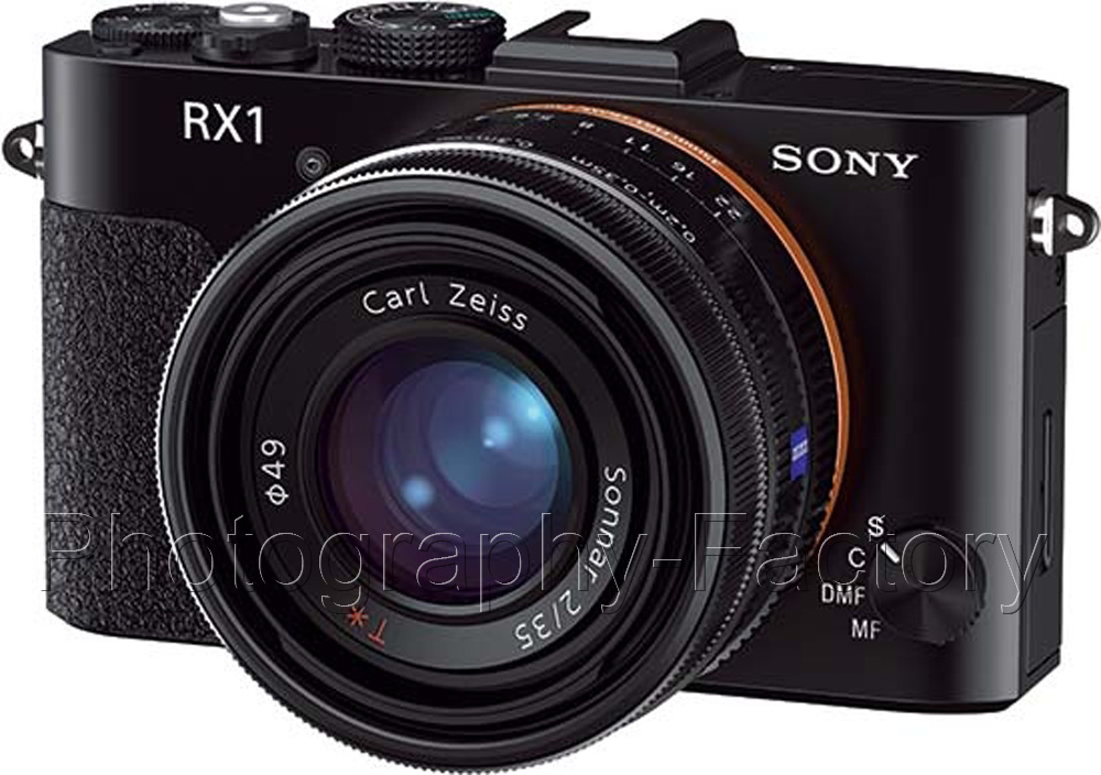 RX1 5th best compact camera