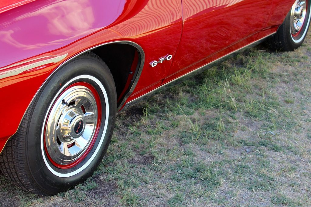 GTO red photography